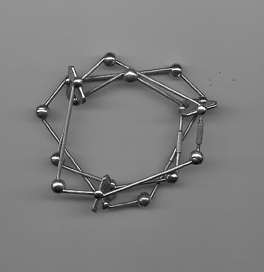 Iris Gruppe Design Schmuck Handarbeit